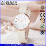 Wristwatch повелительниц кожаный планки ODM вскользь (Wy-126D)