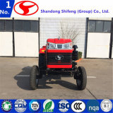 De Tractor van het Landbouwbedrijf van de hoge Efficiency, de Vierwielige die Tractor van het Landbouwbedrijf in China wordt gemaakt