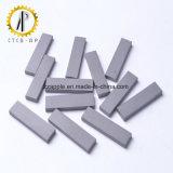 超硬合金STBのストリップの炭化タングステンは角形材を除去する