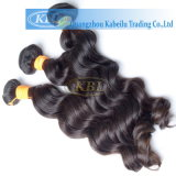 Индийские человеческие волосы 3A освобождают волос волны
