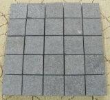 Pietra per lastricati competitiva del granito G684 di prezzi
