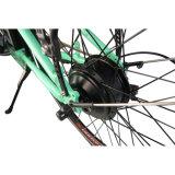 Naben-Bewegungselektrisches Fahrrad mit Sitzgefäß-Lithium-Batterie