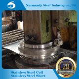 Alimentation en usine 201 Cercle en acier inoxydable avec une bonne qualité