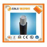 Stak Geïsoleerdl pvc van de Leider 450/750V van het aluminium pvc de Flexibele Kabel van de Controle in de schede