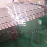 1.5mm-19mmの家庭電化製品の装飾的で明確なフロートガラス