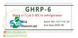 Замораживание Gh инкрети очищенности 99% - высушенный белый порошок Peptide-6 Ghrp-6 для роста мышцы