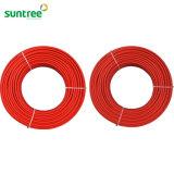 Doble aislamiento XLPE resistencia UV 10mm2 Cable solar
