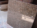 G635ピンクの花こう岩の工場石のギャラリーの花こう岩のタイルか正面または平板または立方体またはクラッディングまたはステアケースの花こう岩