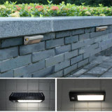 Light-Control Solar Lampara de pared con chips de LED de alta calidad