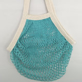 String Knitting machine Mesh Tote Bags Polybag Pack Net Bag for Shopping