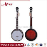 Bocal de mogno 5 String com Backstrip Banjo (ABO245H-1)