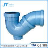 Tuyau en plastique de drainage PP Raccords de tube coudé de 90 degrés