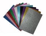 Alta qualidade colorida EVA do Glitter espumosa