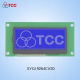 LCD van de Grootte van de Wandelgalerij van het radertje 192X64CV20 Module