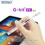 미국 최신 Seego는 PE 세라믹 유리 용해로 대마유 Vape 펜을 G 명중했다