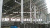 Einfaches Installations-Stahlkonstruktion-Huhn-Geflügel-Halle-Haus