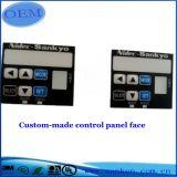 Panel de control del animal doméstico adhesivo de la PC