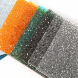 SGS Approved Polycarbonate Diamond Embossed Sheet