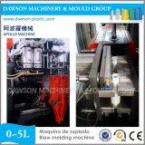 Machine détergente de soufflage de corps creux d'extrusion de bouteille de HDPE automatique