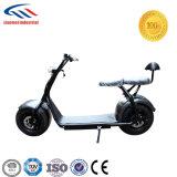 """""""trotinette"""" elétrico da motocicleta do pneu gordo de 60V 1000W"""