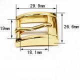 Banheira de venda liga de zinco metálico do Pino de Travamento do Chicote da caixa de travamento do cinto para bolsas de calçado Vestuário (Yk1156)
