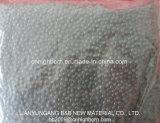 Bille en céramique de nitrure de silicium de noir de résistance à l'usure