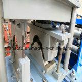 Rodillo Shaped de acero del casquillo de Ridge del material para techos que forma la máquina