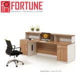 신선한 작풍 사무실 Foh Rd 3810 (1)를 위한 목제 현대 접수처