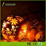 Halloween 휴일 동안 소설 1.4W G125 LED 지구 전구 온난한 백색 2700K E26