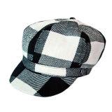 Nouveau mode de velours côtelé chapeau Newsboy (JRF002)