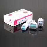 Micro jogo 3in1 Dermaroller meso do rolo de Derma do cuidado de pele do uso do médico da agulha