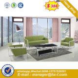 Modernes Gewebe-Ausgangshölzernes Sofa stellt ein (HX-S345)