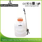 18L высококачественных пластмассовых сельскохозяйственных рюкзак мощность электрического заряда аккумулятора опрыскивателя (HX-18E)