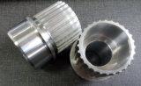 20 puleggia sincrona di alluminio della puleggia alesata 5mm della cinghia di sincronizzazione dei denti Gt2