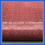 Ткань гибрида волокна углерода PARA Aramid Weave сота