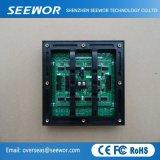 En plein air de haute qualité P16 Pleine LED de couleur signe avec l'Énergie de l'enregistrement