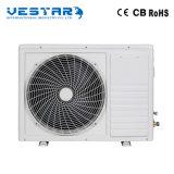 Condicionador de ar rachado para condições de trabalho T3 na área tropical