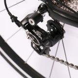 Bicicletta leggera della strada della fibra del carbonio di Shimano Sora 18speed