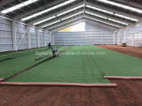 Модульные Сборные стальные изготовить Peb футбольных баскетбольная площадка