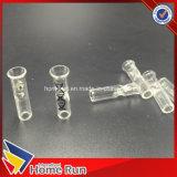 Santé et la pratique de la pointe du filtre de verre / verre Pointes à filtre de cigarette