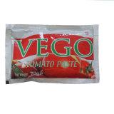 70gおよび56gの磨き粉のトマトのり