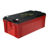 深いサイクルの太陽エネルギーの記憶12V 250ahの太陽電池パネル電池