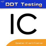 屋外の表示ICテストおよび証明サービス