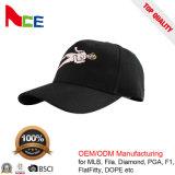 China Fabricante de Boné Embriodery Plana Sarjado Algodão Sport Hat