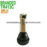 Eingebranntes Tr413c Schrader Gummireifen-Ventil