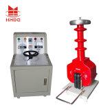 Tester ad alta tensione elettrico di Hipot di Withstand del trasformatore 100kVA 100kv AC/DC di prova di Hipot dei fornitori