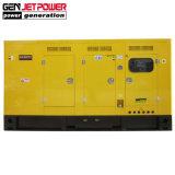 Van de Diesel van de macht Diesel Generator 80kw 100kVA van Elerctric Geluiddichte Generator met Perkins