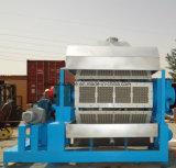 機械装置に自動リサイクルされた紙くずのパルプの卵の皿機械をするペーパー製品