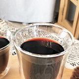 倍はガラスによって絶縁されたコーヒー茶マグビールコップを囲んだ