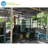 Strumentazione automatica di trattamento delle acque del sistema di osmosi d'inversione RO